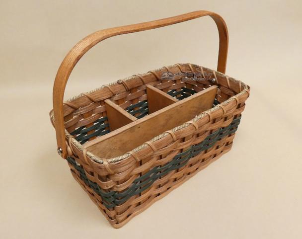 Double Table Organizer Basket