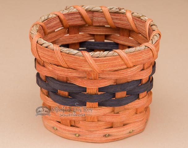 Small Handmade Amish Gift Basket