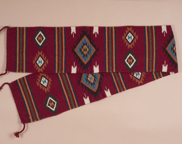 Classic Woven Southwest Table Runners - 10x80