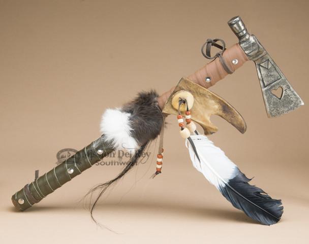 Decorative Metal Tomahawk - Tarahumara