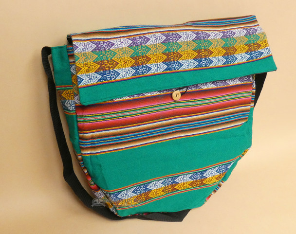 Woven Drum Bag 16""