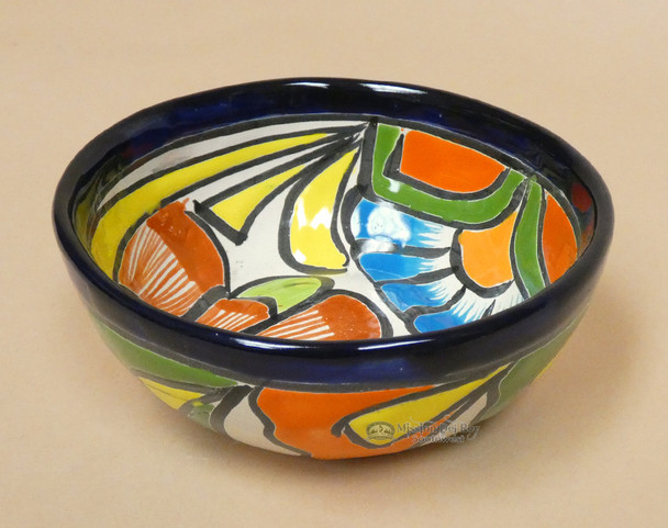 Mexican Talavera Ceramic Bowl