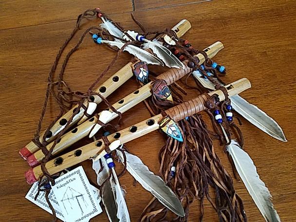 Navajo Indian Bamboo Flute -Bulk listing