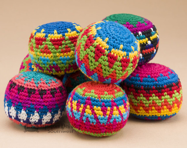 Southwest Style Hacky Sack Ball