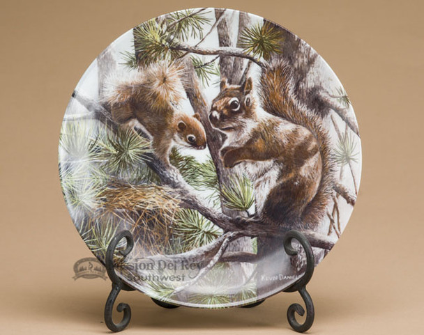 3rd Issue Encyclopedia Britannica - Friends of the Forest - The Squirrel