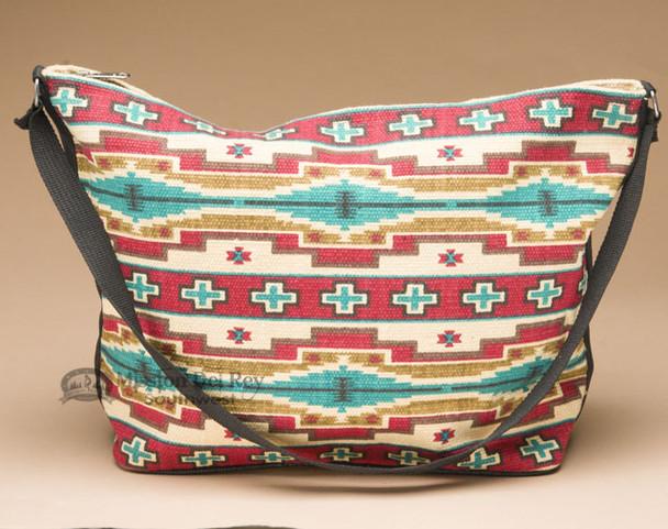 Southwest Style Cotton Purse -Pueblo