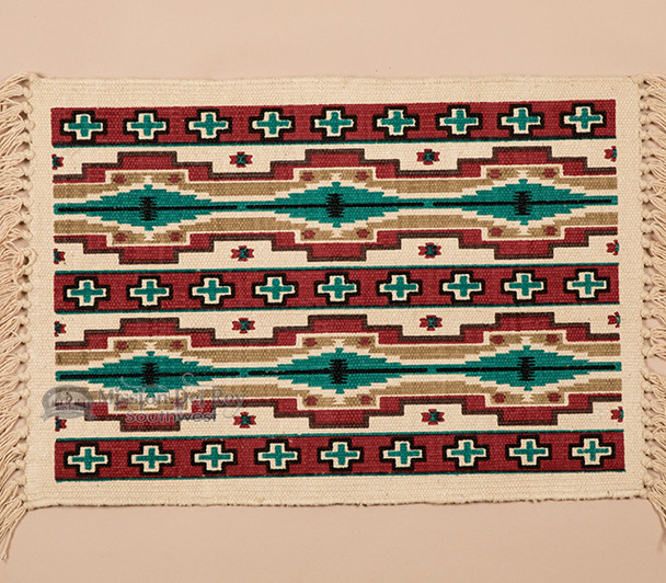 Southwestern Cotton Placemat 13x19 -Southwest