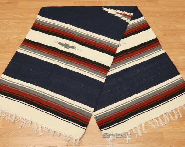 Woven Southwest Diamond Style Blanket 5x7