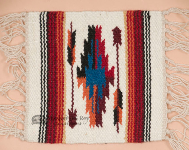 Handwoven Wool Placemat - Chimayo