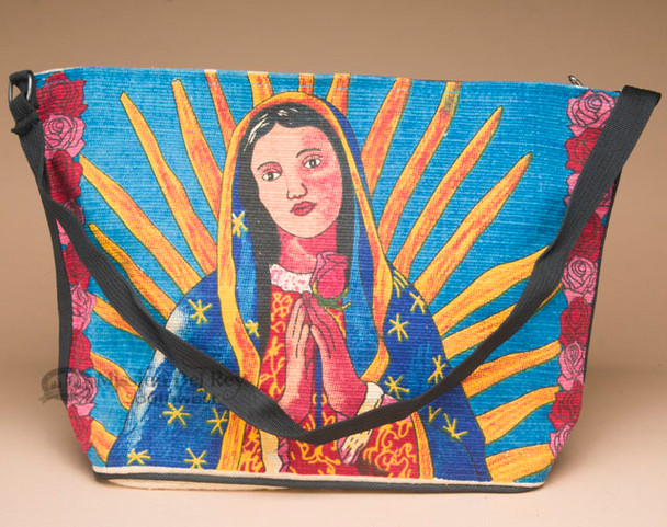 Southwest Design Purse -Virgin of Guadalupe