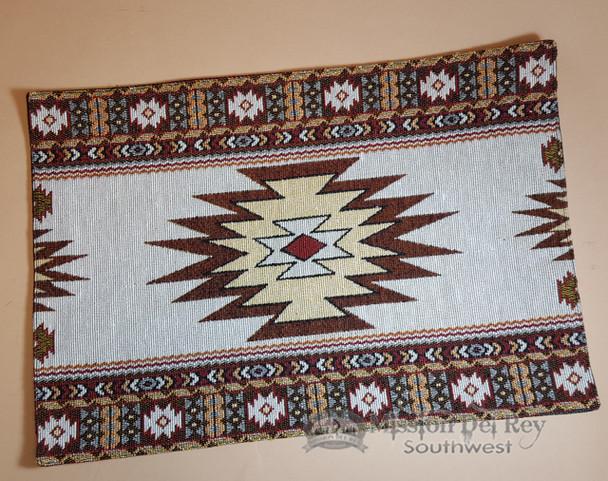 Southwestern Tapestry Placemat -Yuma