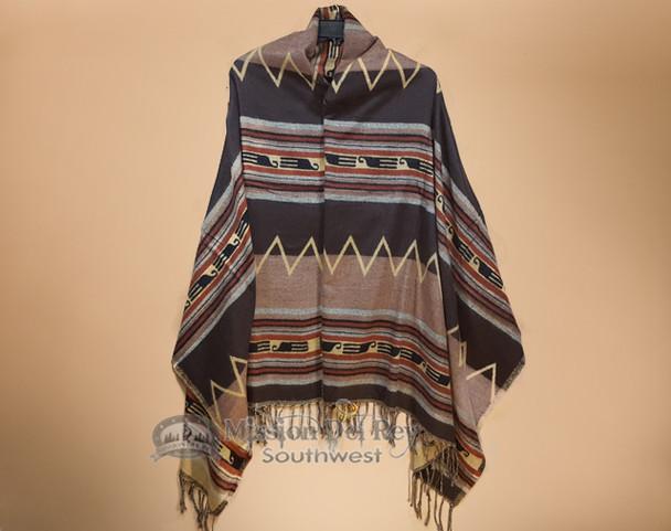 Classic Southwest Style Shawl