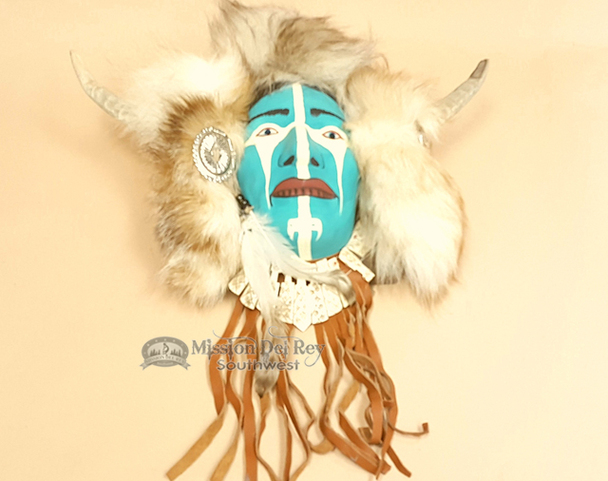 Tarahumara Mask Wall Hanging