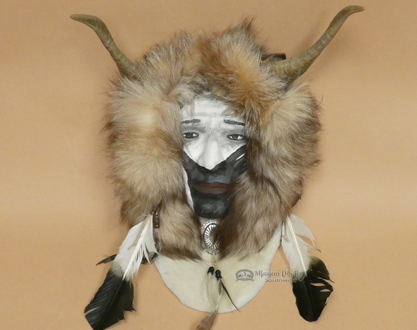 Tarahumara Wall Hanging Mask