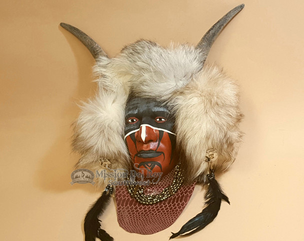 Wall Hanging Tarahumara Mask
