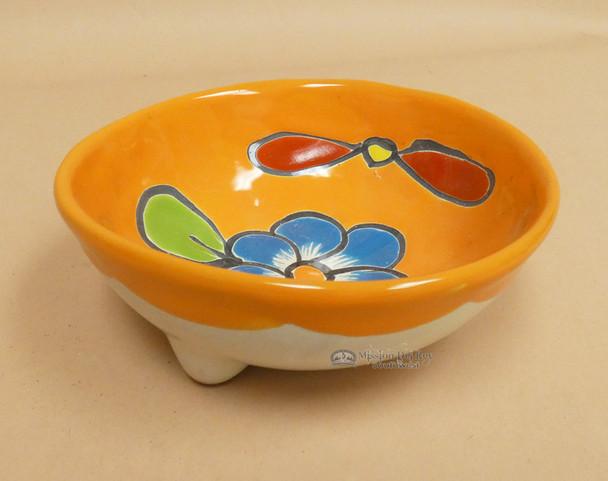 Mexican Ceramic Salsa Bowl