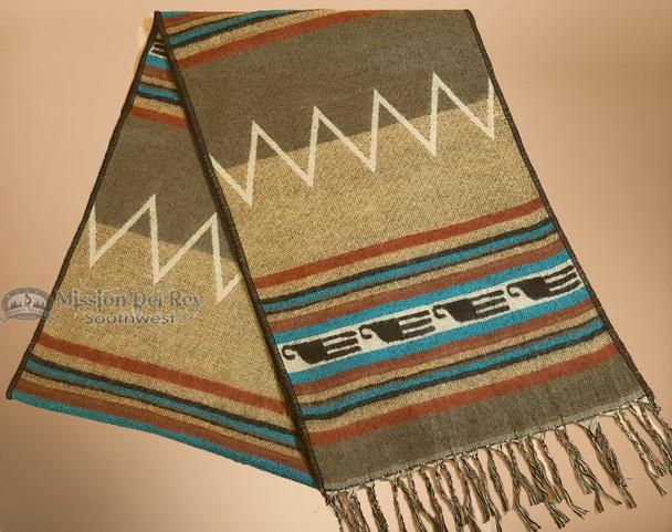 Rustic Southwest Style Designer Scarf