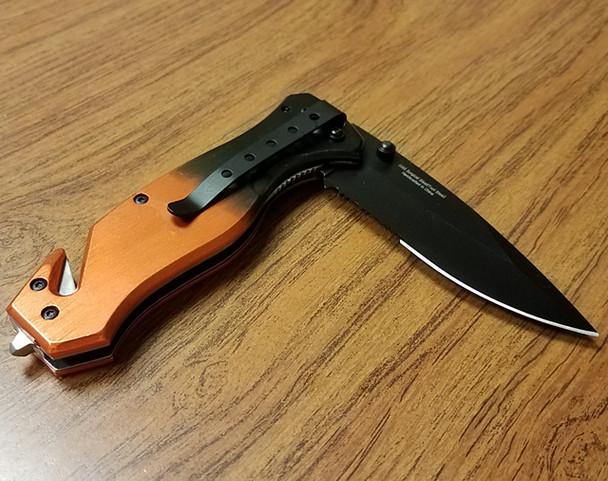 Emergency Knife -For Pocket or Car