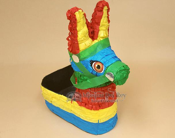 Mexican Pinata Basket -Burro