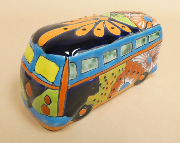 Hand Painted VW Van Bank