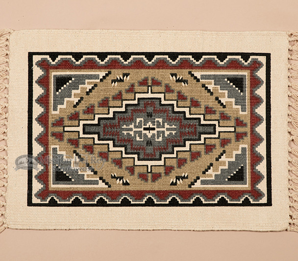 Southwestern Cotton Placemat 13x19 -Tapestry