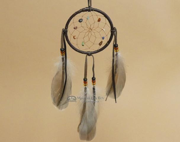 Native American Dream Catcher -Brown