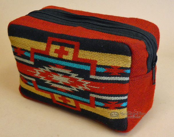 Southwestern Bag with Zipper for easy storage