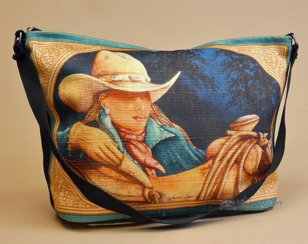 Western Art Cowgirl Purse -Dakota