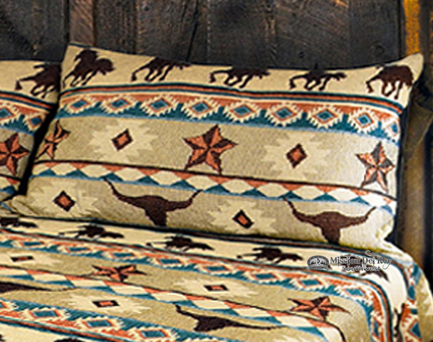 Pillow Sham -Matches Austin Bedspread