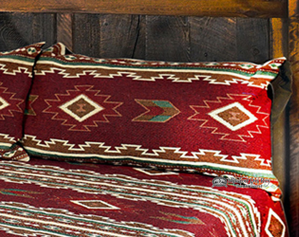 Pillow Sham -Matches Taos Bedspread