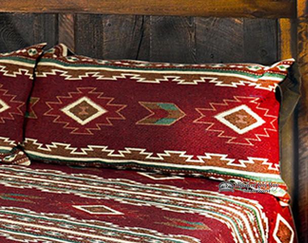 Pillow Sham -Matches Taos Bedspread
