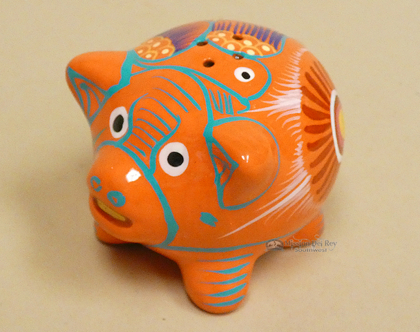 Ceramic Pig Salt Shaker