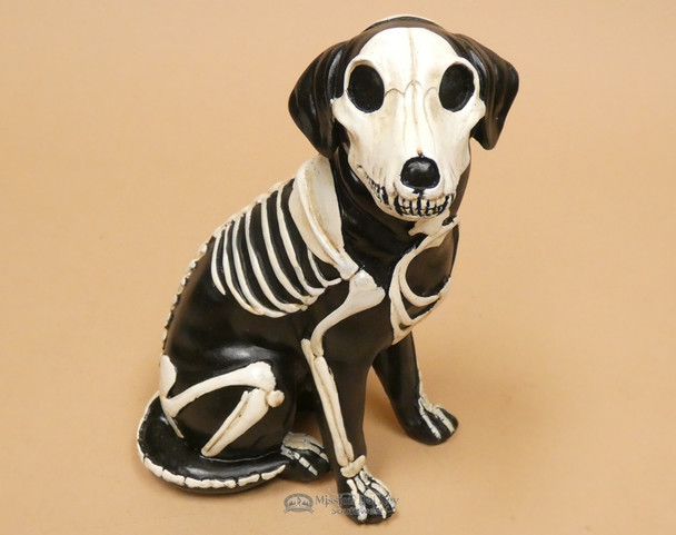 Day of the Dead Skeleton Dog