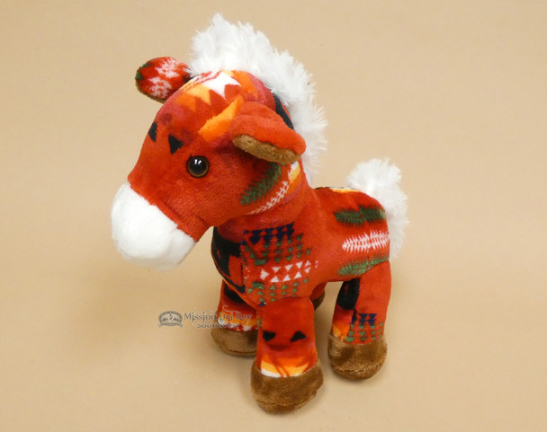 Stuffed Animal Horse