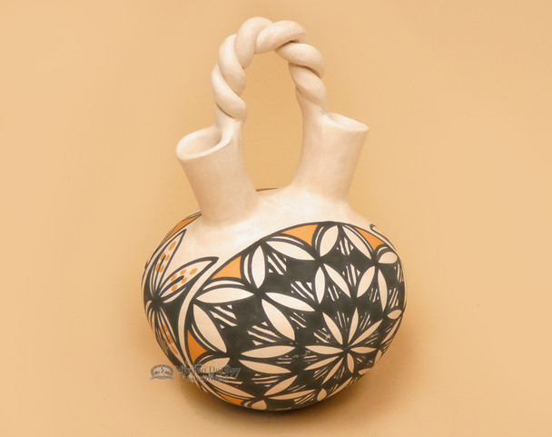 Acoma Southwest Wedding Vase