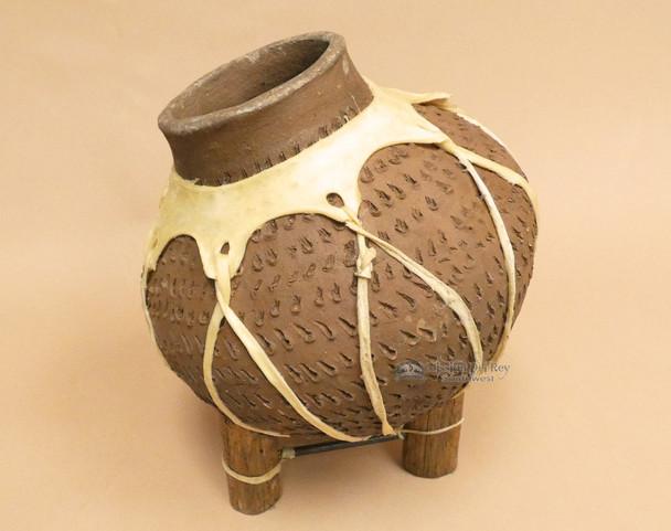 Rustic Tarahumaran Bean Pot