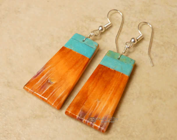Native American Zuni Earrings