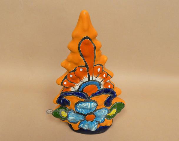 Hand Painted Talavera Ceramic Christmas Tree