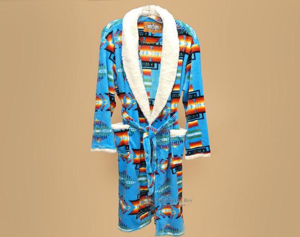 Luxury Style Southwestern Robe