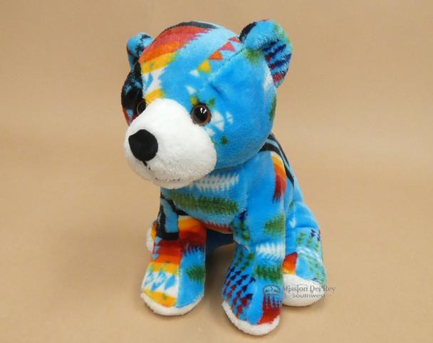 Plush Southwest Style Stuffed Bear