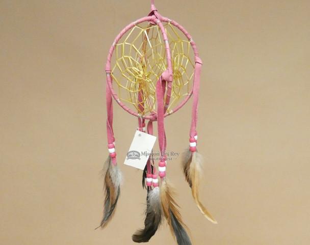 Hand Woven 3D Native American Dreamcatcher