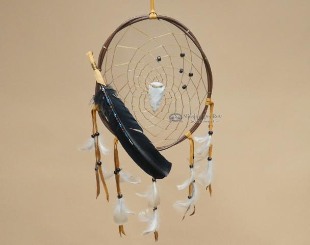 "Twisted Wood Native American Dream Catcher 10"""