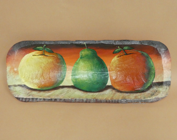 Hand Painted Bowl - Fruit