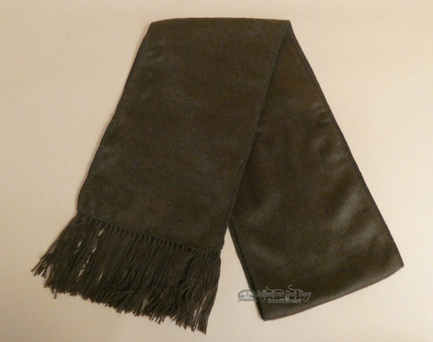 100% Alpaca Wool Scarf -Brown
