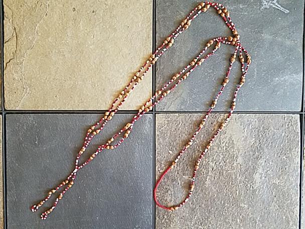 Jacla Style Juniper Ghost Beads