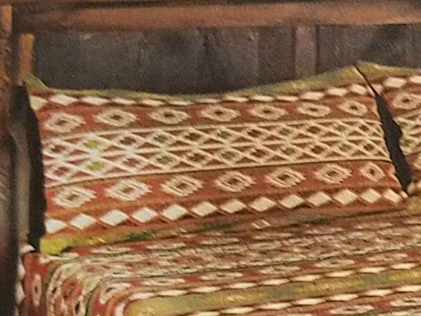 King Size Pillow Sham -Matches Adobe Bedspread