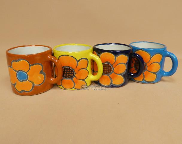 Hand Painted Talavera Mug Set