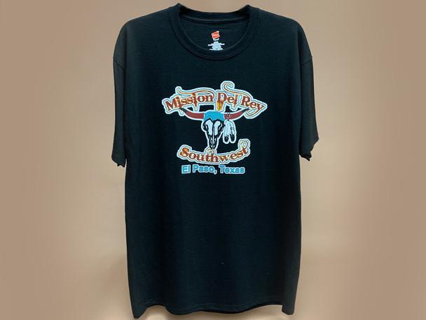 Mission Del Rey Souvenir T-Shirt -Extra Large