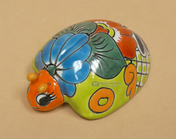 Hand Painted Talavera Insect