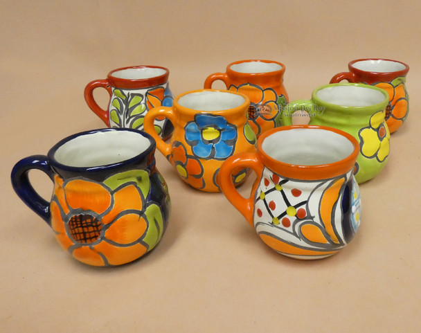 Hand Painted Talavera Mugs